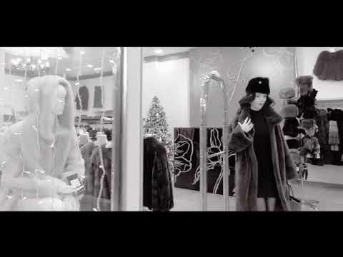 длинное пальто с капюшоном женское - YouTube