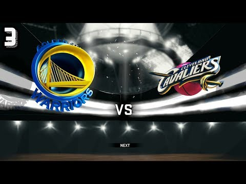 2017 NBA Finals - Golden State Warriors at Cleveland Cavaliers [Game 3]