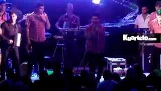 Los Reyes del Cuarteto - Presentación  CD