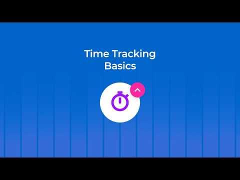 Time Tracking Basics