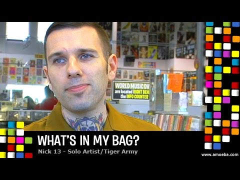 Nick 13 - What's In My Bag?