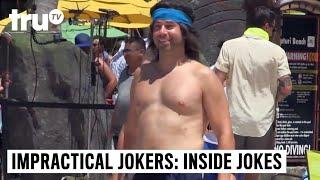 Impractical Jokers: Inside Jokes - Honk A Man's Pectorals | truTV