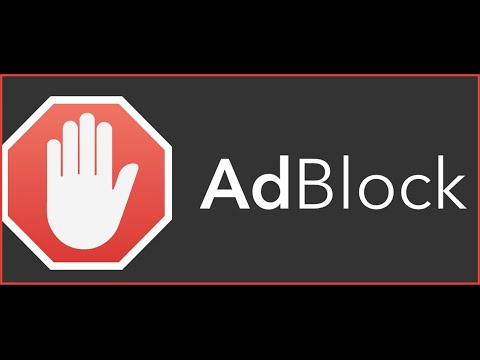 How To Install AdBlock In Google Chrome [EASY] [2019]