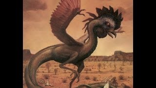 Cryptids and Monsters:  The Basilisk