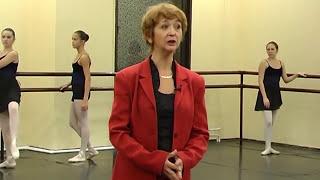 Открытый урок - хореография