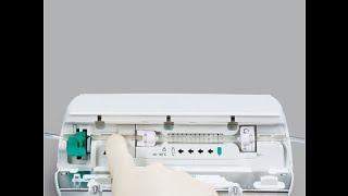 Инфузионный насос Infusomat Space Фортмедика(Б. Браун Спэйс самая компактная, легкая и удобная в применении из современных модульных инфузионных систем...., 2015-10-26T17:25:47.000Z)