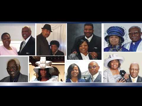 Eastern District Council Honors Diocesan Bishop Clay and 1st Lady Clay
