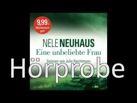 Eine unbeliebte Frau (Bodenstein & Kirchhoff 1) YouTube Hörbuch Trailer auf Deutsch