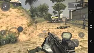 Modern Combat 3 - Do começo ao Fim Ep #3