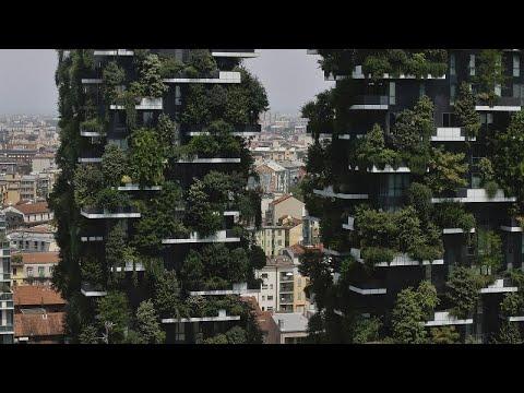 فيديو: -الغابات العمودية-.. سبيل ميلانو للقضاء على التلوث…  - 16:54-2018 / 12 / 10