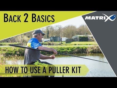 *** Coarse & Match Fishing TV *** How To Use A Puller Kit