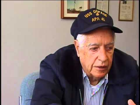 Leslie Brown, US Merchant Marine & Navy, World War Two