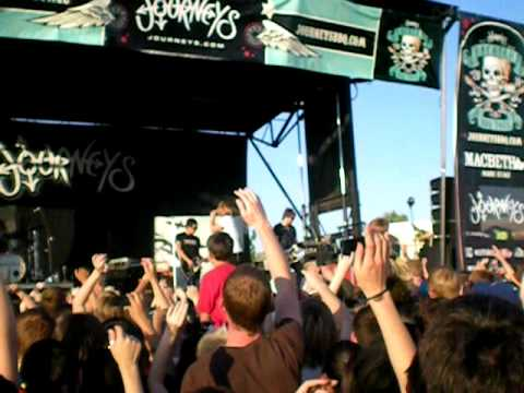 Switchfoot- Dare you to Move at Journeys Backyard BBQ Roseville Galleria - Switchfoot- Dare You To Move At Journeys Backyard BBQ Roseville