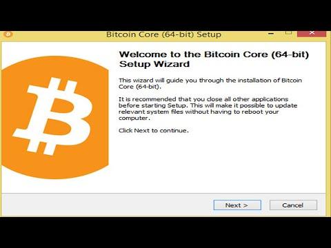 Setup Bitcoin Core Wallet | Bitcoin Core Wallet | How To Use Bitcoin Core