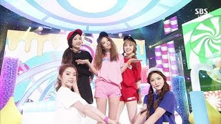 《Comeback Special》레드벨벳(Red Velvet) - Dumb Dumb(덤덤) @인기가요 Inkigayo 20150913