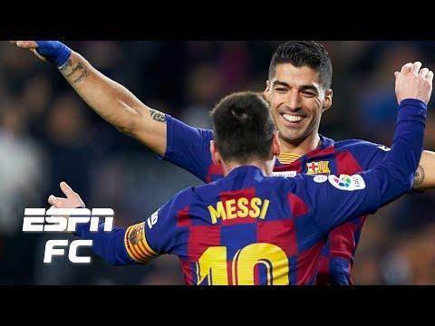Barcelona's Messi-Suarez-Griezmann trio finally clicked vs. Mallorca - Gab Marcotti | La Liga