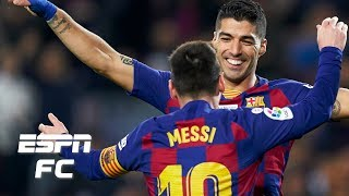 Barcelona's Messi-Suarez-Griezmann trio finally clicked vs. Mallorca - Gab Marcotti | La Liga