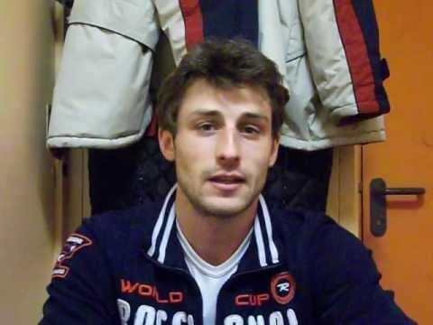 Interview Brian Joubert à Poitiers du 10 04 2012 by M.Mirecki.AVI