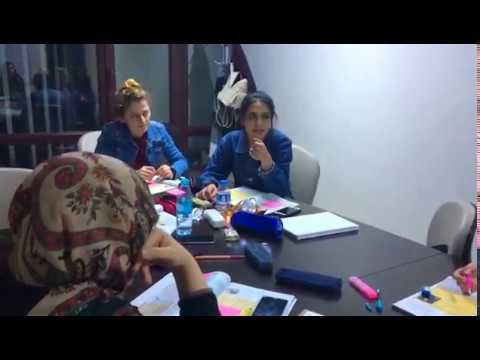 sariyer amerikan kültür ingilizce kursu başlangıç gruplarımız