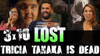 Lost - 3x10 Tricia Tanaka is Dead - Reaction