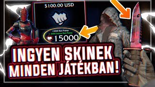 HOW TO GET FREE SKINS IN GAMES? (CSGO, Fortnite, LOL, PUBG)