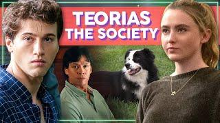 ONDE ESTÁ A 2ª TEMPORADA DE THE SOCIETY? Informações e MELHORES TEORIAS! 😱| Alice Aquino