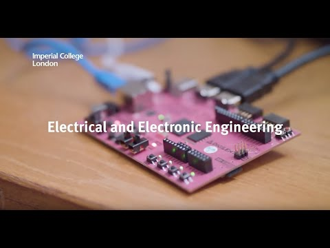 Studying Electrical and Electronic Engineering