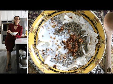 Кялагёш - Суп из Чечевицы с Мацуном - Армянская Кухня - Рецепт от Эгине - Heghineh Cooking Show