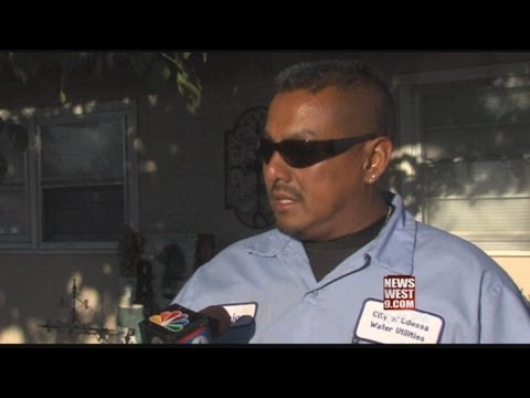 Odessa Man Risks Life to Rescue Disabled Woman from Burning Home