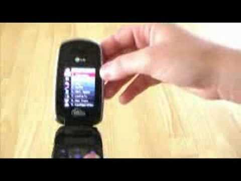 Virgin Mobile LG 160 ( www.mobileincanada.com )