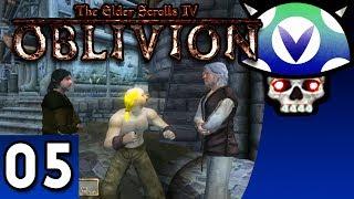[Vinesauce] Joel - The Elder Scrolls IV: Oblivion ( Part 5 )