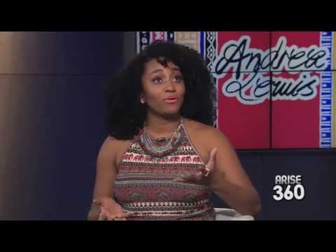 Arise Entertainment 360 with Actress/Singer Andrea Lewis