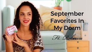 Rebecca's September Favorites Thumbnail