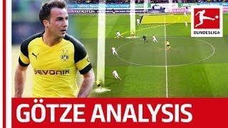 Mario Götze Analysis - How He Became Dortmund