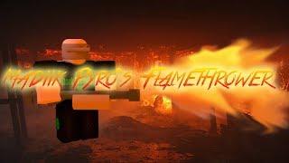 Roblox Script Showcase Episode#691/Madiik Pyro Flamethrower