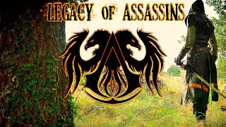Legacy Of Assassins - Official Music Video (Assassin's Creed Fan-Project)