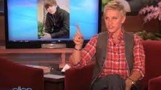 Who Has Bieber Fever? on Ellen show