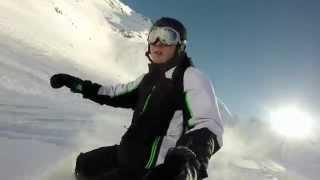 Val Thorens - Snowboarding - GoPro - EGP
