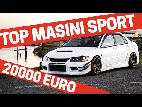 TOP 10 Masini SPORTIVE pana in 20000 EURO SUPER MASINI S2E39 Vroom Vroom Vlog