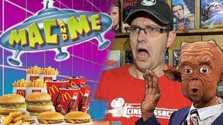 McDonald's Rip Off E.T. Movie: MAC AND ME - Rental Reviews