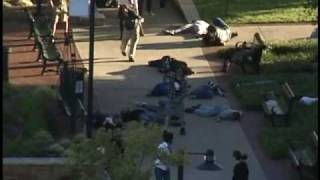 UNT Flash Mob - Zombies VS Humans - The Epic Event - Out of Order