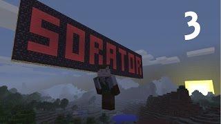 Minecraft (PS4) - Episode 3 : Famine dans une caverne et première maison