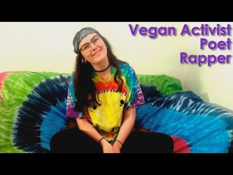Eating milk products is a part of rape culture - says local vegan activist