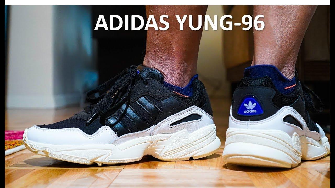 adidas womens yung 96