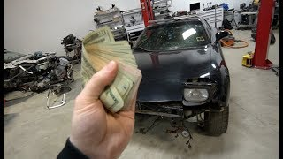 HOW TO MAKE MONEY RUINING CARS