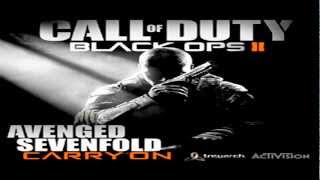 Avenged Sevenfold - Carry On - ( Call of Duty: Black Ops II )
