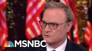 O'Donnell To Candidates: Remember, You're Running Against President Donald Trump | MSNBC
