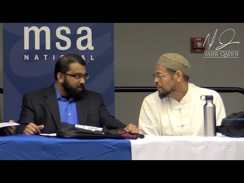 Dealing with Theological Differences in the Real World - Dr. Yasir Qadhi | 1st September 2013