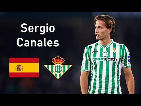 Sergio Canales - Maestro - Magic Goals, Skills, Assists, Passes 2018-2019