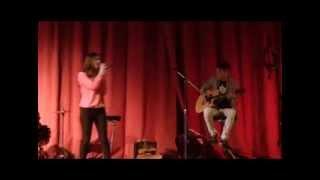 Бумбокс - Вахтерам на гитаре с слэпом